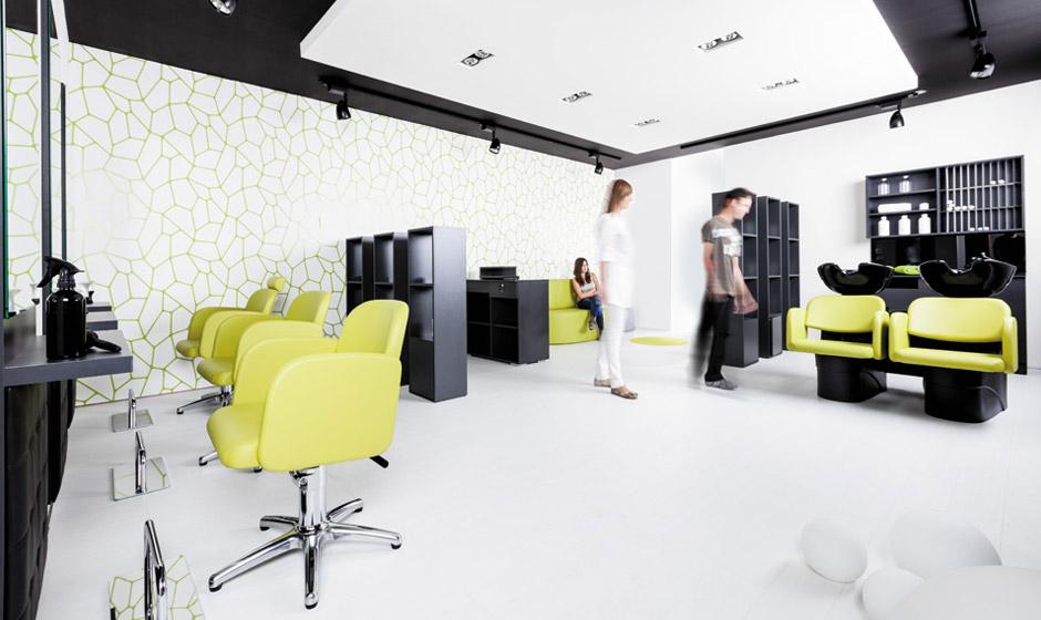 Cool cut espacios pahi muebles y accesorios de - Imagenes de centros de estetica de lujo ...