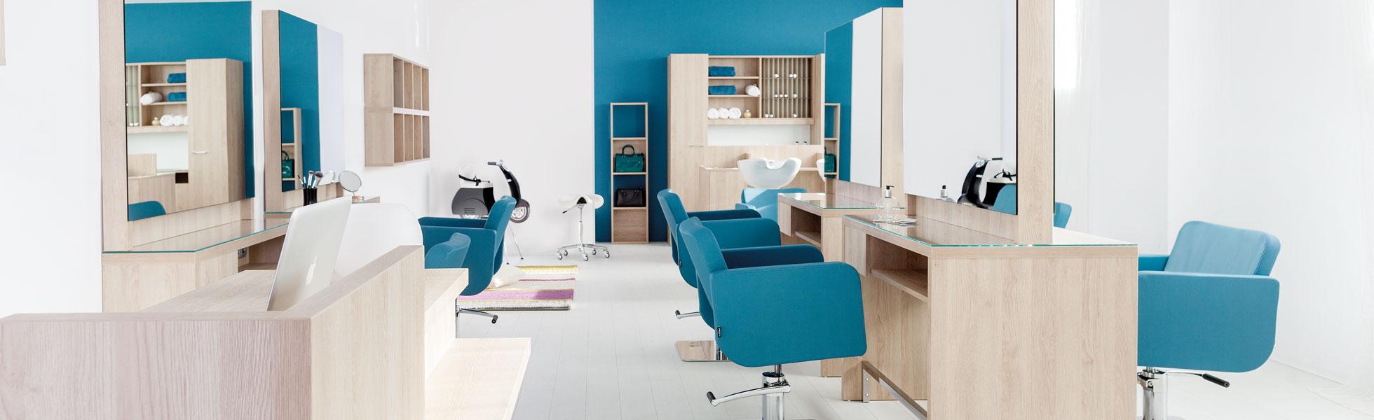 Espacio PAHI Blu Hairdressing